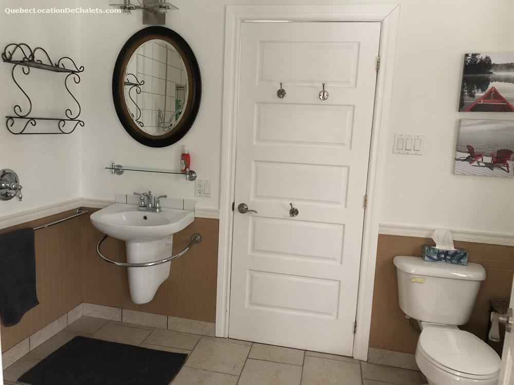 cottage rental Laurentides, Harrington (pic-10)