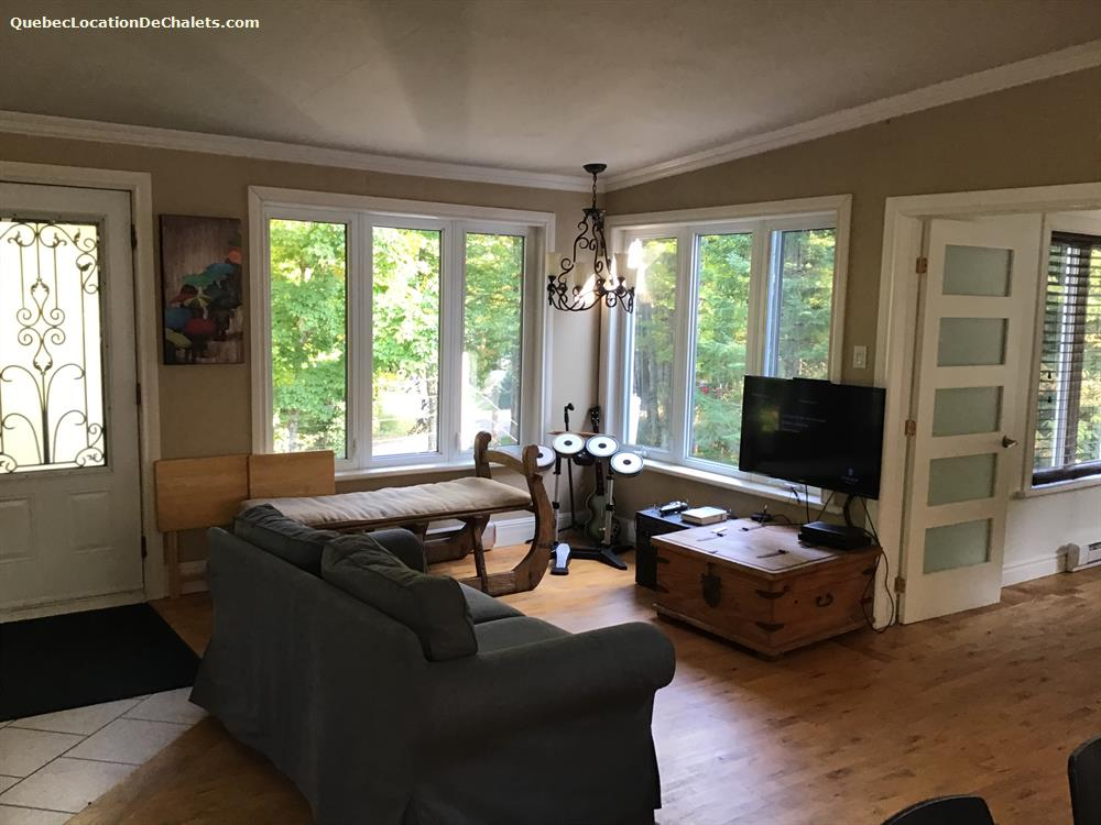 cottage rental Laurentides, Harrington (pic-3)