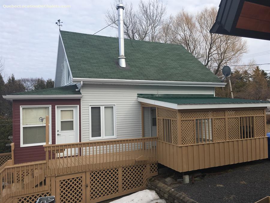 cottage rental Saguenay-Lac-St-Jean, Chambord (pic-11)