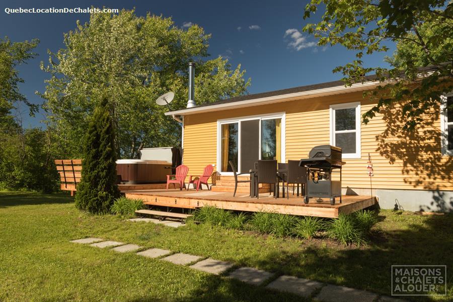 cottage rental Estrie/Cantons-de-l'est, Weedon (pic-3)