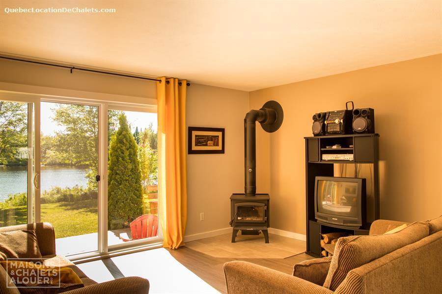 cottage rental Estrie/Cantons-de-l'est, Weedon (pic-11)