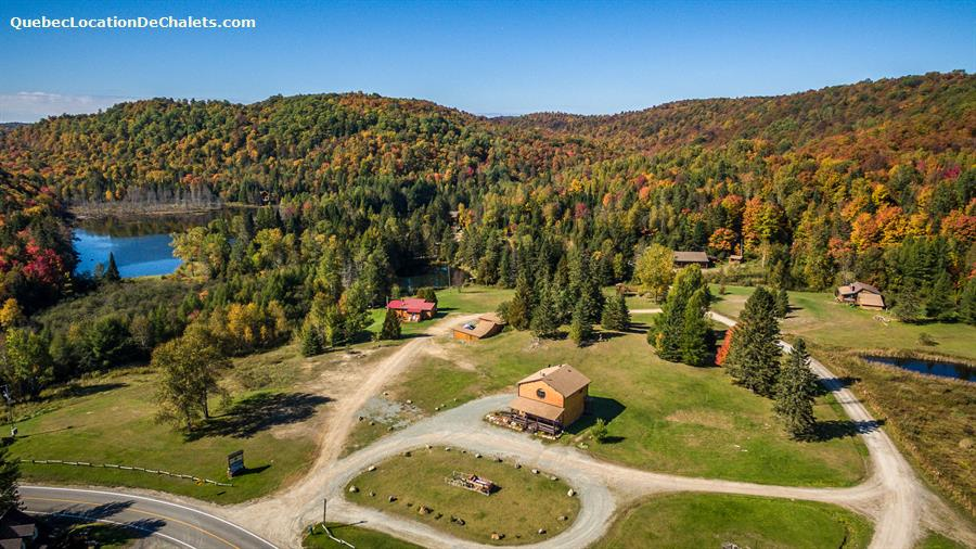 cottage rental Laurentides, Wentworth-Nord (pic-3)