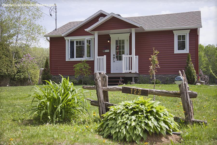 cottage rental Centre du Québec, Saint-Louis-de-Blandford (pic-1)