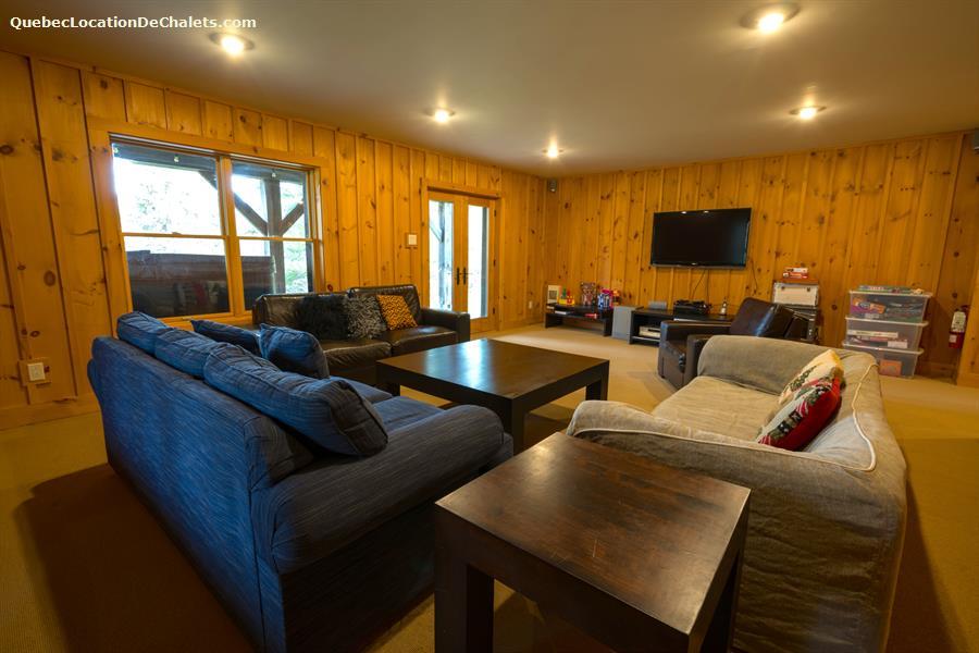cottage rental Laurentides, Lac-Supérieur (pic-12)