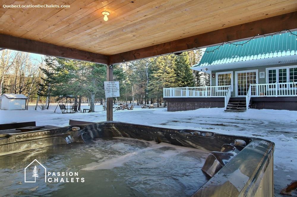 cottage rental Lanaudière, Mandeville (pic-6)