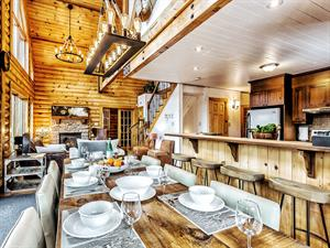 cottage rentals Lac-Supérieur, Laurentides