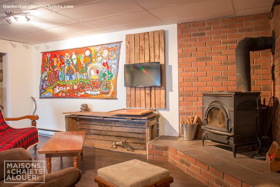 cottage rental Estrie/Cantons-de-l'est, Stoke (pic-11)