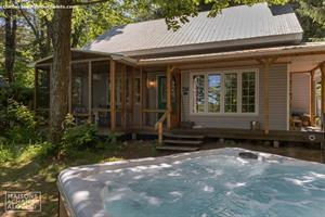 Cottage rental | Le Pavillon du Lac Vert