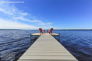 Cottage rental | Les Pins du Lac Aylmer