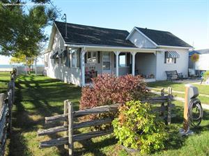 cottage rentals Sainte-Flavie, Gaspésie