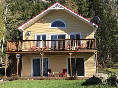 cottage rentals Saint-Fabien-sur-Mer, Bas Saint-Laurent