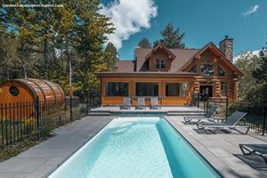 waterfront cottage rentals Morin-Heights , Laurentides