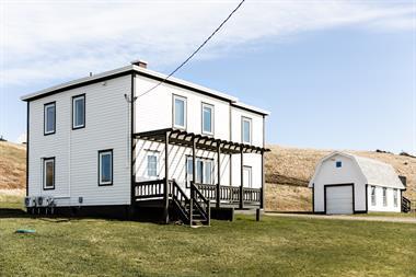 cottage rentals L'Étang-des-Caps, Îles-de-la-Madeleine