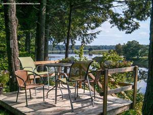 chalets avec spa L'Avenir, Centre du Québec