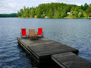 Cottage rental | Exceptional Cottage McGregor Lake