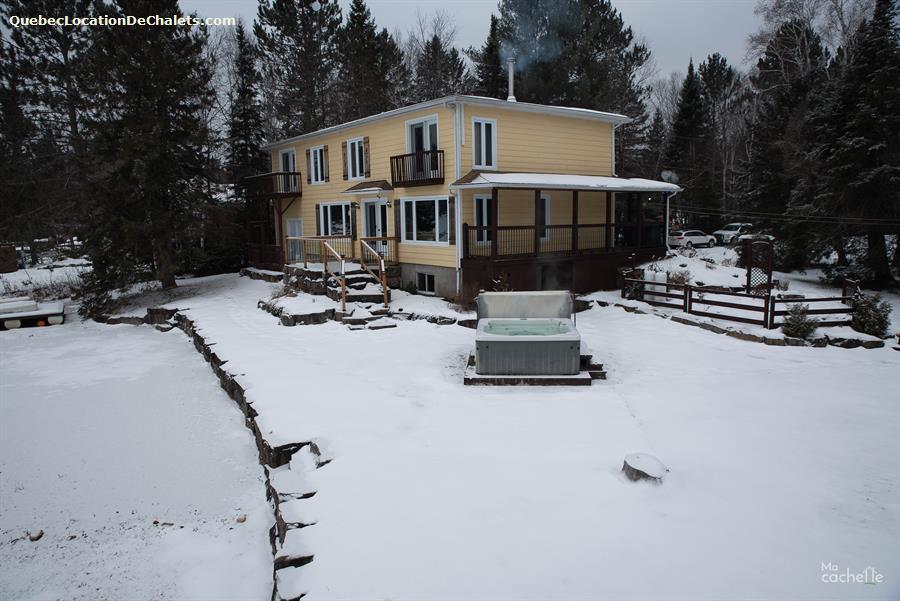 cottage rental Outaouais, Lac des Plages (pic-4)