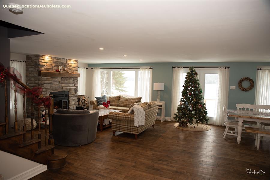 cottage rental Outaouais, Lac des Plages (pic-2)