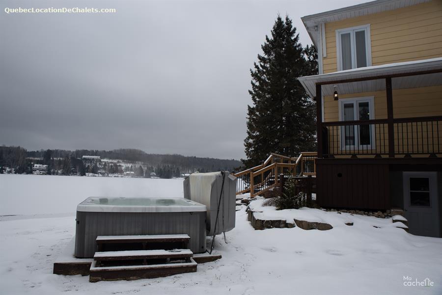 chalet à louer Outaouais, Lac des Plages (pic-5)