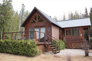 Cottage rental | Chalet H2O-Nature