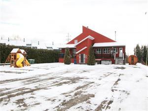 chalets ou condos de ski Saint-Ferréol-les-Neiges , Québec