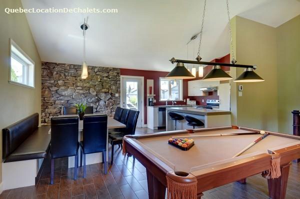 cottage rental Québec, Saint-Ferréol-les-Neiges  (pic-1)