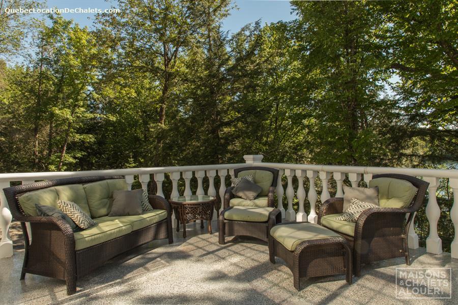 cottage rental Laurentides, La Minerve (pic-4)