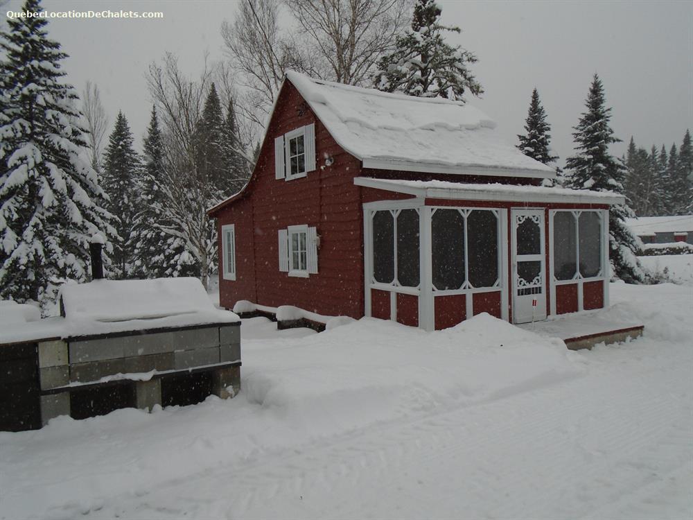 cottage rental Québec, Ste-Euphémie (pic-1)