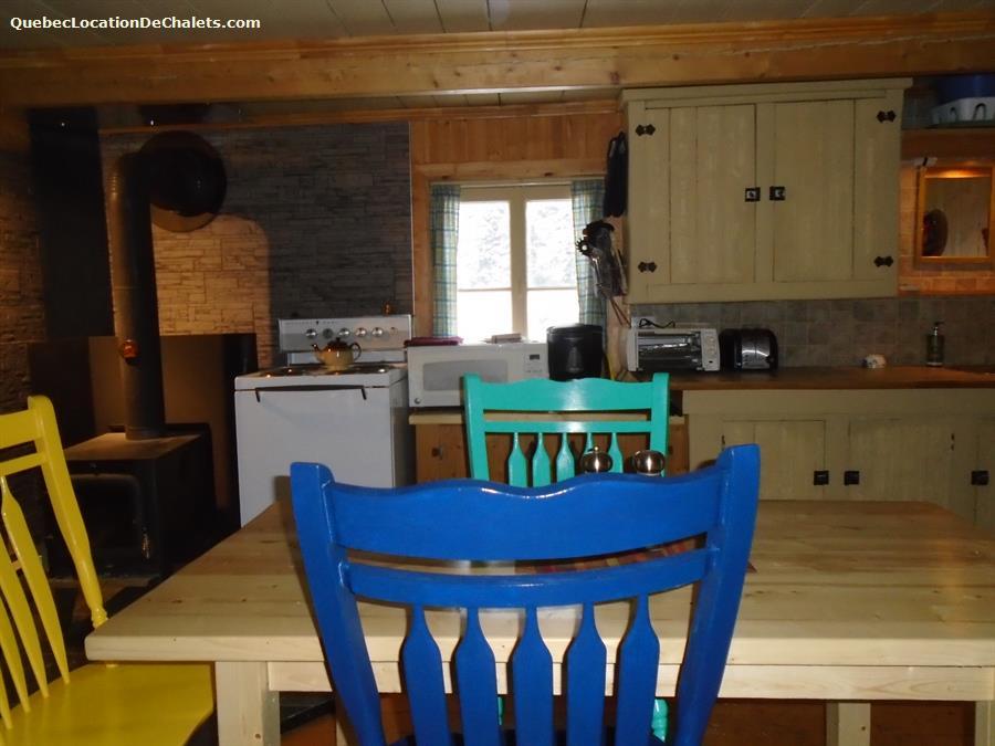 cottage rental Québec, Ste-Euphémie (pic-13)