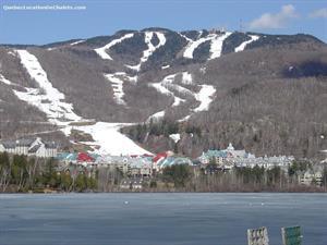chalets ou condos de ski Mont-Tremblant, Laurentides