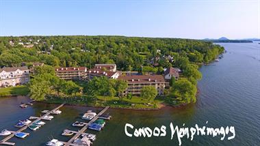 waterfront cottage rentals Magog, Estrie/Cantons-de-l'est