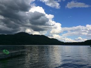 chalets à louer bord de l'eau Eastman, Estrie/Cantons-de-l'est