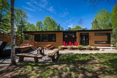 cottage rentals Baie-Saint-Paul, Charlevoix