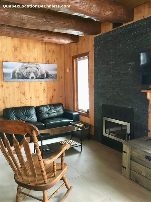 cottage rental Mauricie, Saint-Alexis-des-Monts (pic-8)