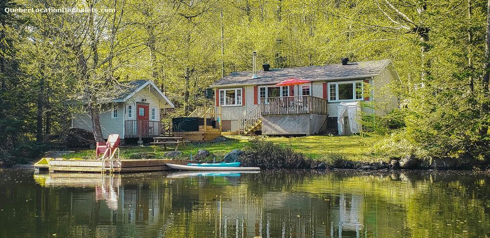 cottage rental Québec, Saint-Adolphe-d'Howard (pic-4)