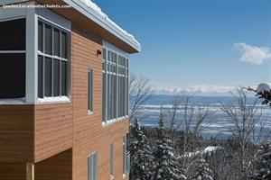 chalets ou condos de ski Petite-Rivière-Saint-François, Charlevoix