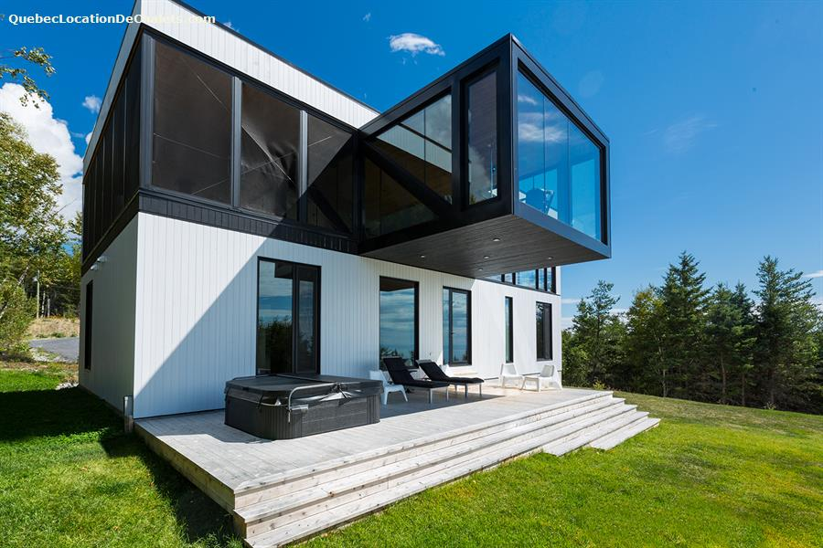 cottage rental Charlevoix, La Malbaie- Cap-a-l'aigle (pic-1)
