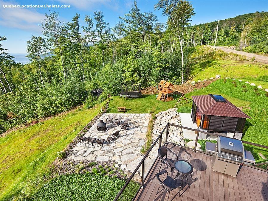 cottage rental Charlevoix, Petite-Rivière-Saint-François (pic-4)