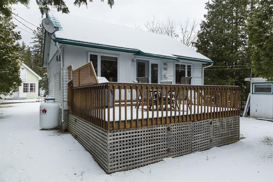 cottage rental Charlevoix, Saint-Aimé-des-Lacs (pic-10)