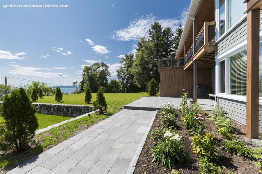 cottage rental Charlevoix, La Malbaie- Cap-a-l'aigle (pic-2)