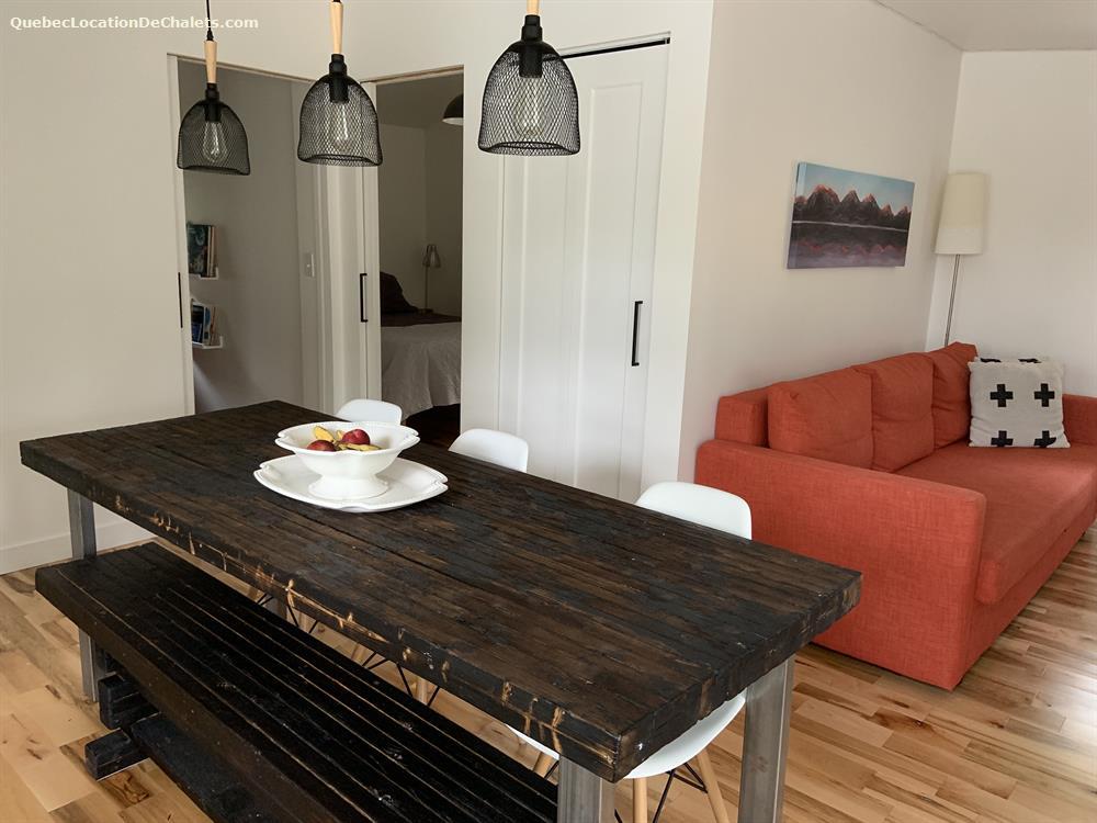 cottage rental Estrie/Cantons-de-l'est, Saint-Denis-de-Brompton (pic-8)