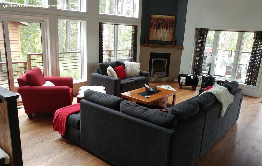 cottage rental Mauricie, Grandes-Piles (pic-3)