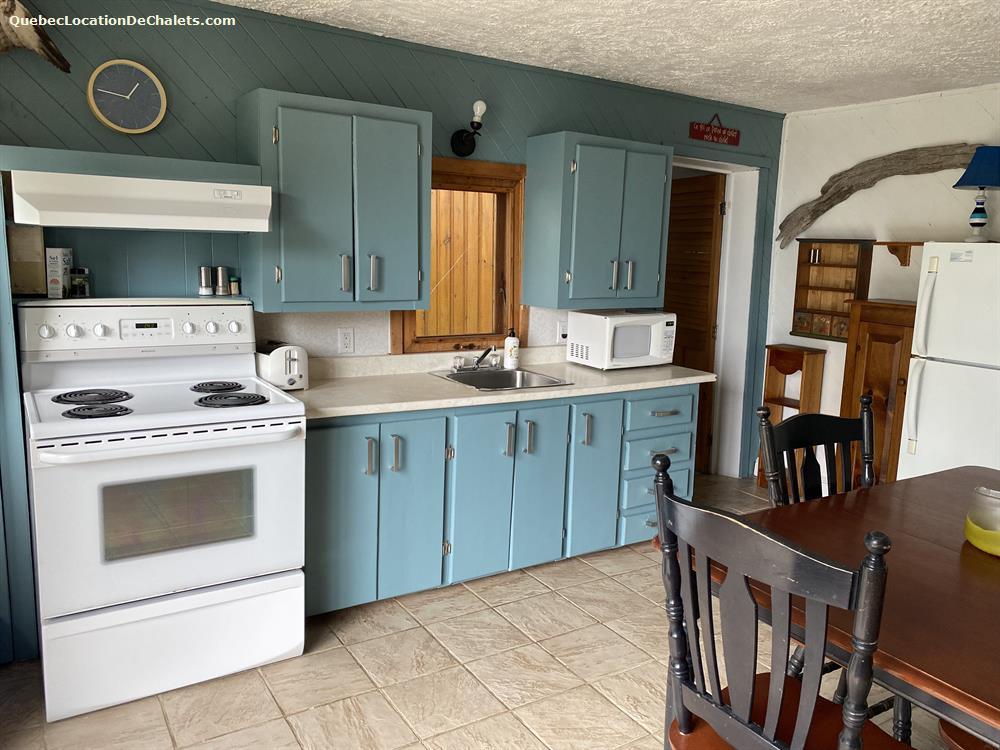 cottage rental Côte-Nord, Les Escoumins (pic-11)