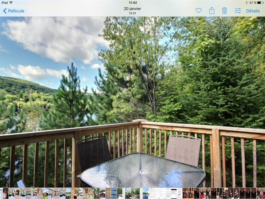 cottage rental Mauricie, Trois-Rives (pic-12)