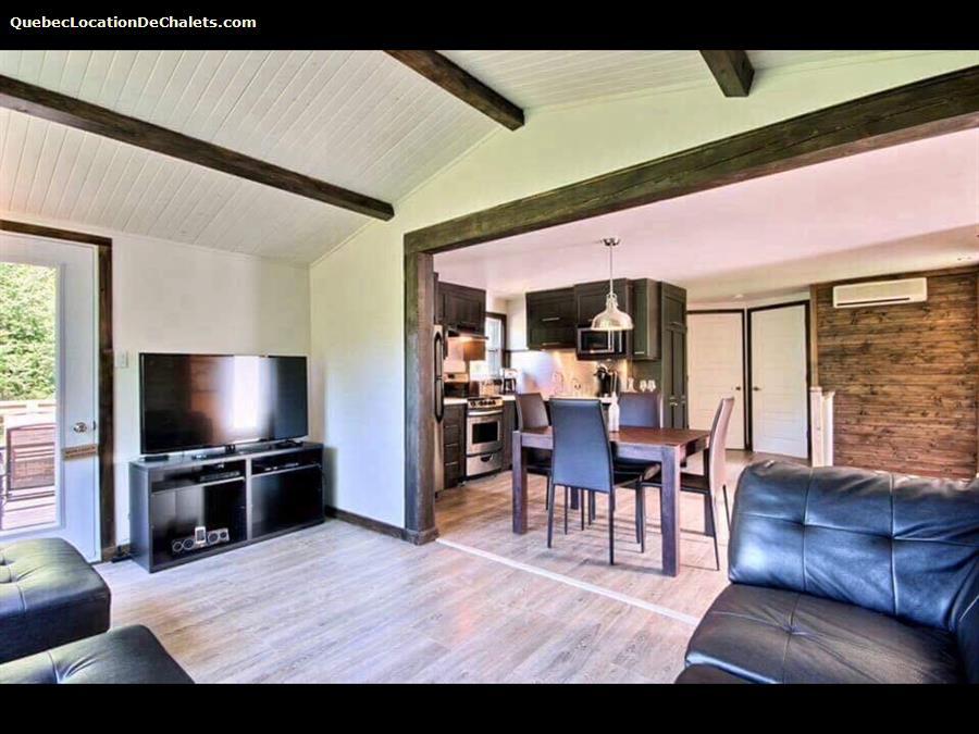 cottage rental Mauricie, Trois-Rives (pic-7)