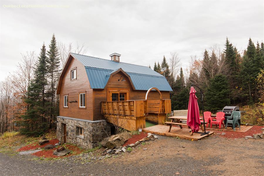 chalet à louer Estrie/Cantons-de-l'est, Lac-Mégantic (pic-1)