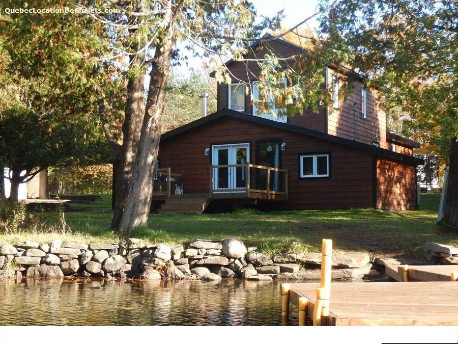 cottage rental Laurentides, La Minerve (pic-1)