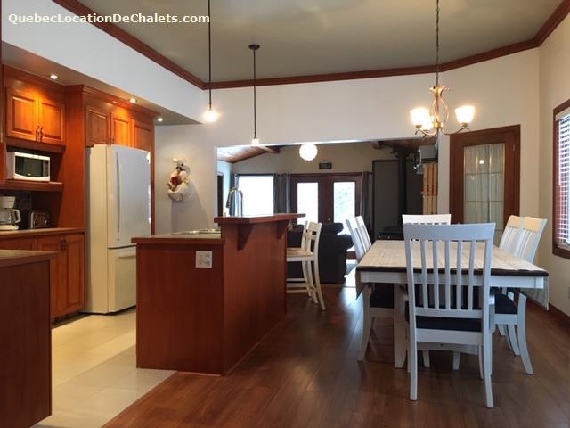 cottage rental Laurentides, La Minerve (pic-9)