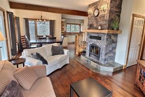Cottage rental | L'Entre-Nous near Mont-Tremblant