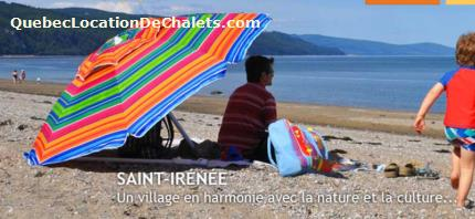 cottage rental Charlevoix, Saint-Irénée (pic-4)