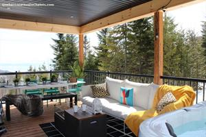 Cottage rental | Chalet Le Sélect, SPA, Charlevoix